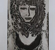 Doll Face 3 by Tara Bateman