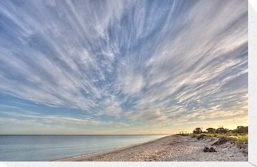 Busselton Beach, Western Australia by Nigel Donald