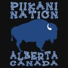 PIIKANI NATION by OTIS PORRITT