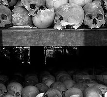 Legacy of Murder - Killing Fields of Choeung Ek, Cambodia by Alex Zuccarelli