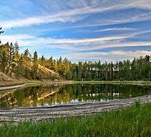 Kathleen Lake by Justin Atkins