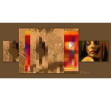 Insouciante Photographic Print