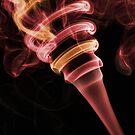 Neon Smoke by Tony Cave