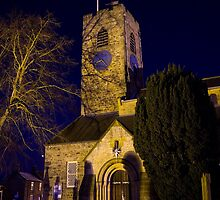 St Andrews Church, Corbridge by ChrisSinn