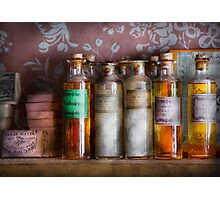 Doctor - Perfume - Soap and Cologne Photographic Print
