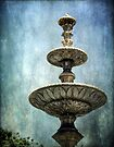 ~ Town Square Fountain ~ by Lynda Heins