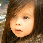 the little girl- strongly loving sweet by LisaBeth