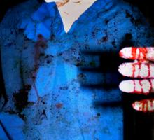 The Surgeon. Sticker