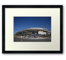 Kauffman Stadium - Kansas City Royals Framed Print