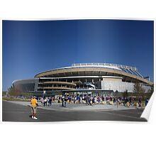 Kauffman Stadium - Kansas City Royals Poster