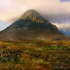 Pano of Glencoe by Bootkneck