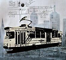 tram by Michele Meister
