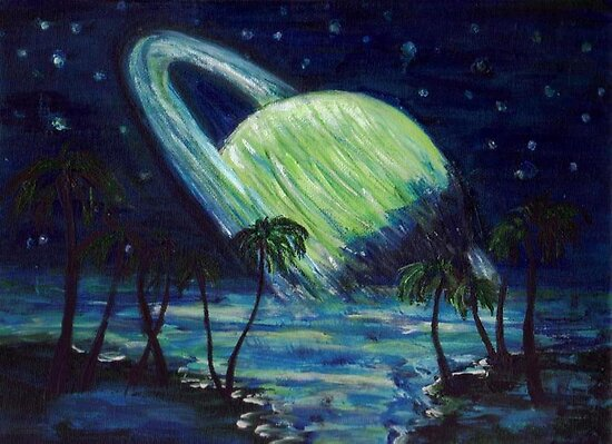 The Green Planet by Mary Sedici