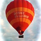Outback Ballooning by apple88