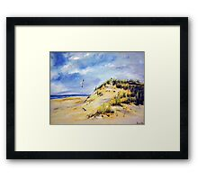 Seascape1 Framed Print