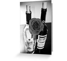 Wine 10 Greeting Card