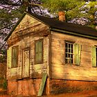 Old School House by Sharon Batdorf