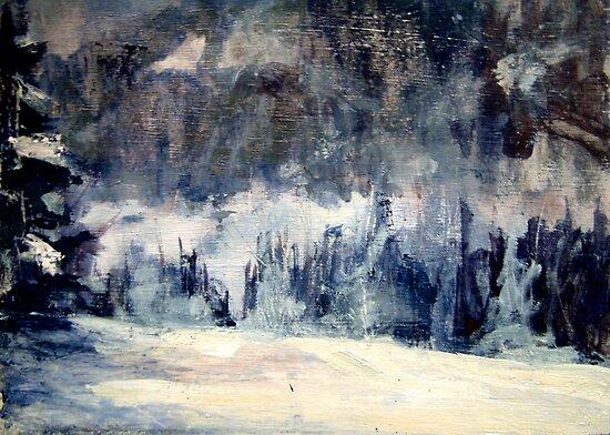 Inside Winter by Holly Friesen