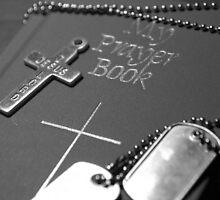 Soldier's Never Ending Faith... by DrewSPhoto