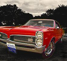 1967 Pontiac GTO by sundawg7