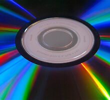 DVD sparkles... by Ali Brown