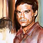 Dexter Morgan by Martin  Kumnick