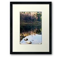 Reflections at Blea Tarn Framed Print