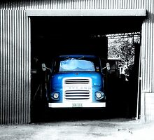 Leyland Blue by amimages