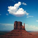 Monument valley- America by apple88