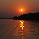vaal sunset 2 by desmondvh