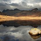 A Fleeting Moment At Blea Tarn by SteveMG
