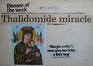 Thalidomide Miracle by John Douglas