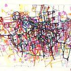 Merge no. 75 by Jeffrey Rowekamp