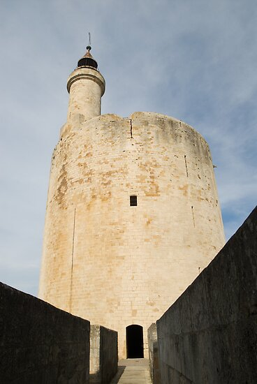 the Constance Tower, Aigues-Mortes by Skye Hohmann