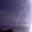 Lightning Photography Series III by Michael Bath
