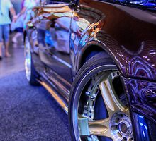 Nissan Skyline r34 GTR by TMphotography