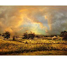 Valley Views Photographic Print
