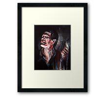 Demon Heartache ED2 Framed Print