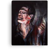 Demon Heartache ED2 Canvas Print