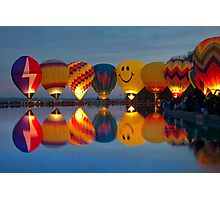 full of hot air Photographic Print