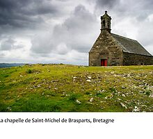 The Chapel of St-Michel de Brasparts, Bretagne by macondo