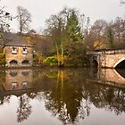 The Old Shuttlehouse, Calver by picturistic