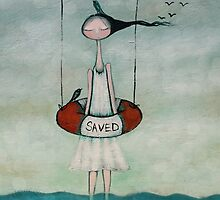 You saved me by Amanda  Cass