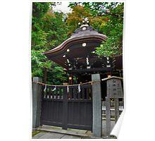 Kamakura Temple 10 Poster