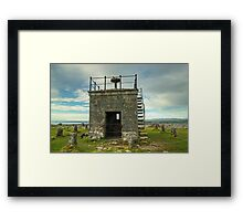 The Hospice Framed Print