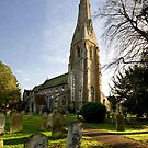 St. James's Church, Weybridge by Rachael Talibart