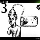November 23 - A good connection by 365 Notepads -  School of Faces