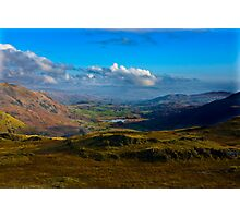 Lakeland View Photographic Print