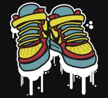Primary High Tops Kids Clothes