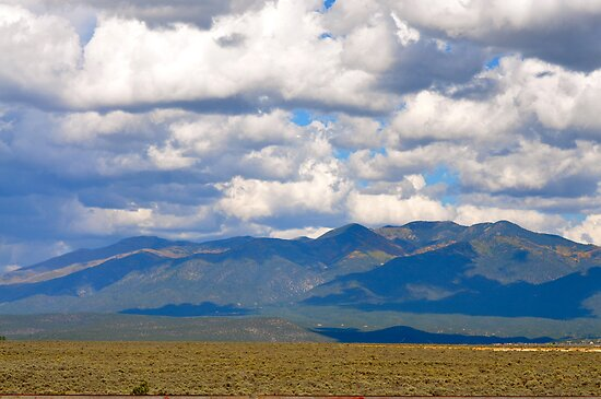 Taos Hum by kim powell
